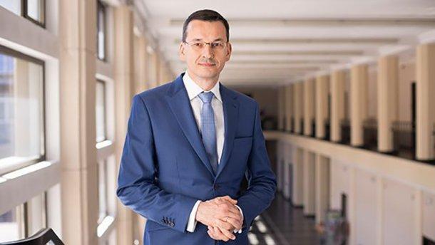 Премьер Польши раскритиковал проект «Северный поток— 2», назвав его «крайне опасным»