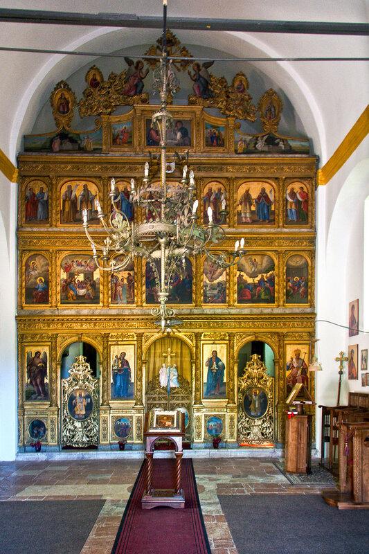 Черногория. Свети-Стефан. Монастырь Прасквица.