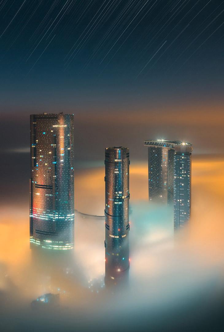 HD дубаи небоскребы