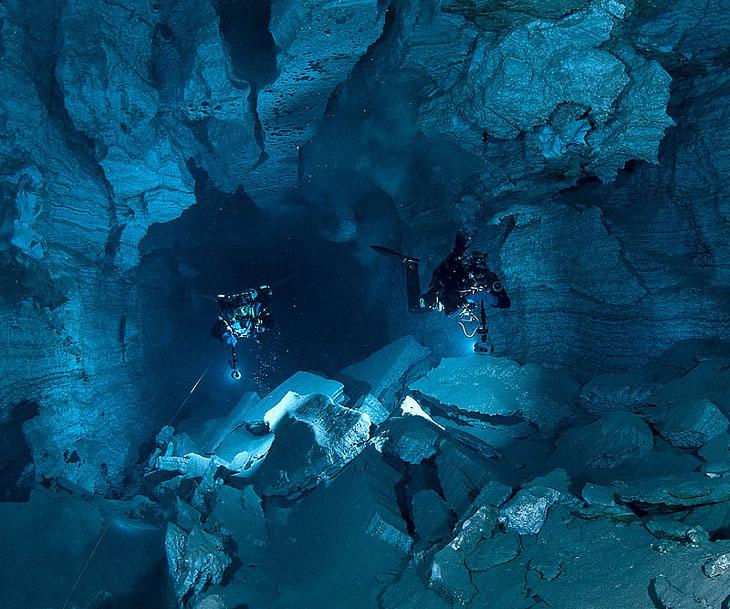 Путешествие по Ординской пещере (31 фото)