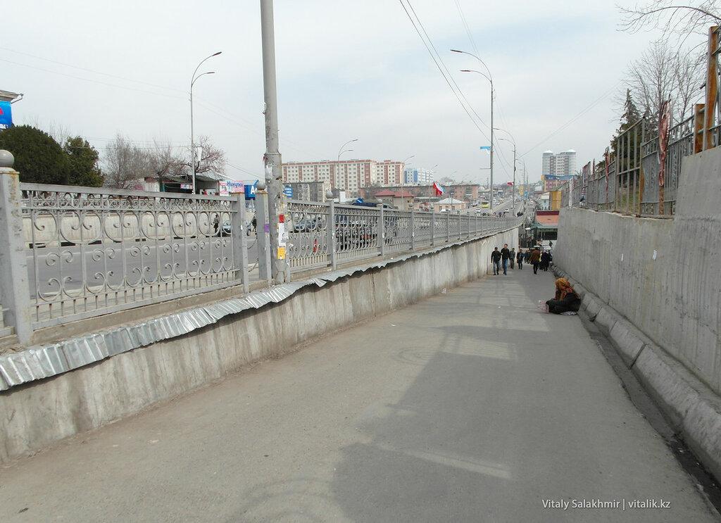 Мост улица Кыргызстан