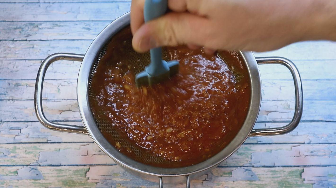 Кисло-сладкий соус по-китайски. Отлично под крылышки.