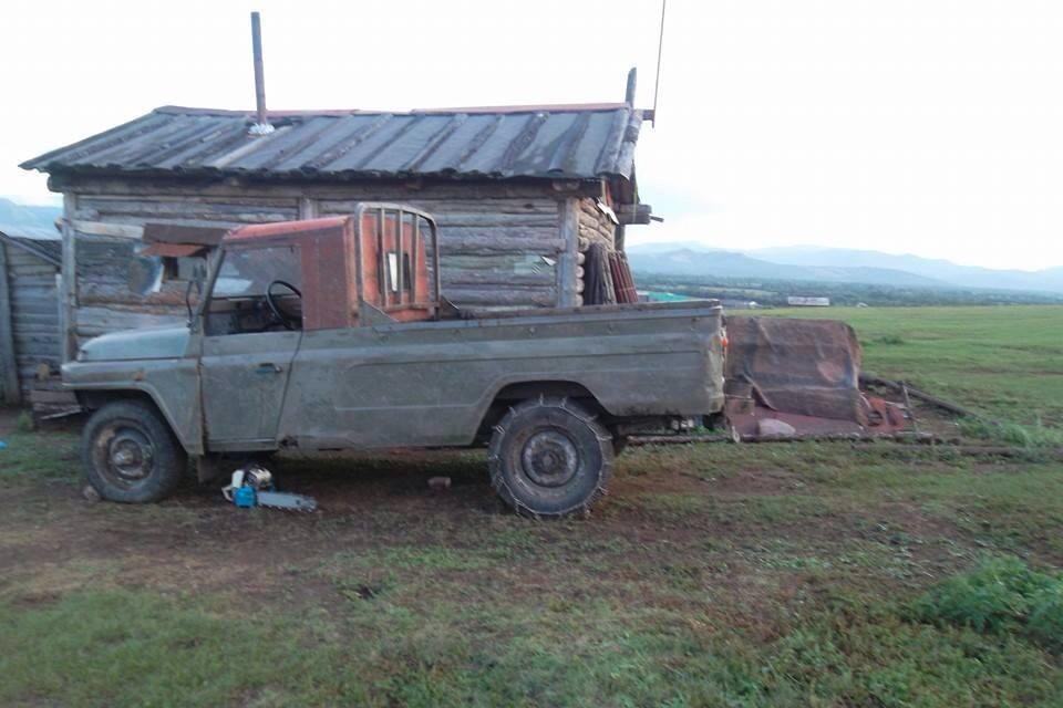 Монгольский автопром