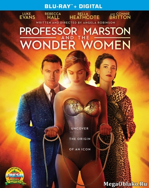 Профессор Марстон и Чудо-женщины / Professor Marston and the Wonder Women (2017/BDRip/HDRip)