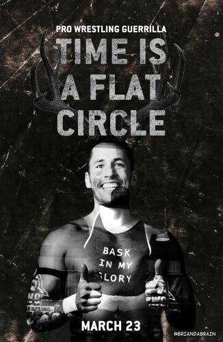 Post image of PWG Time Is A Flat Circle— новый чемпион Мира!