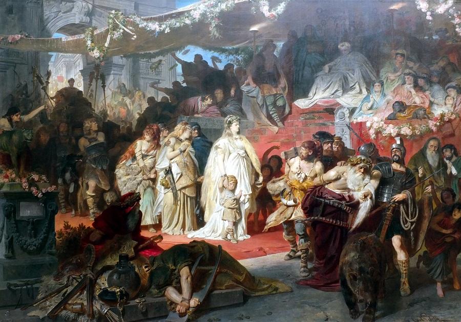 Muenchen_Neue_Pinakothek_von_Piloty_Thusnelda_Germanicus.jpg