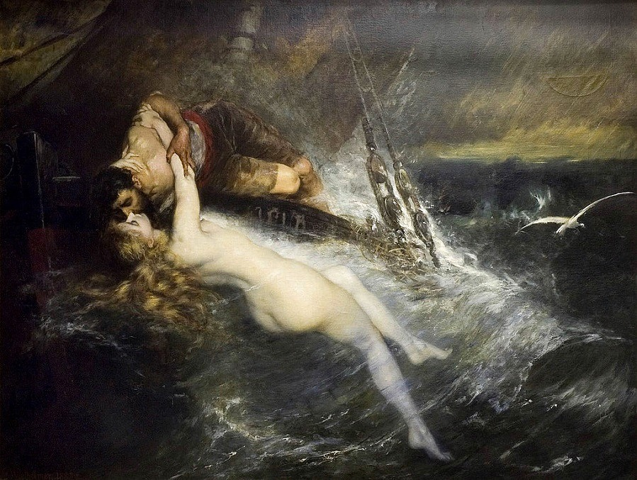 The Kiss of the Siren.