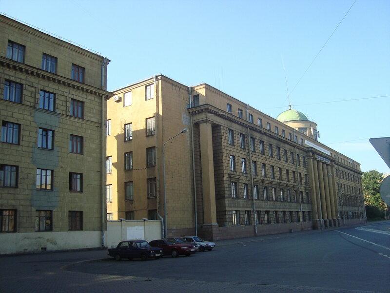 Санкт-Петербург. Заневский проспект, д.5