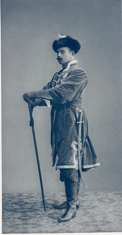 1903. Великий князь Борис Владимирович