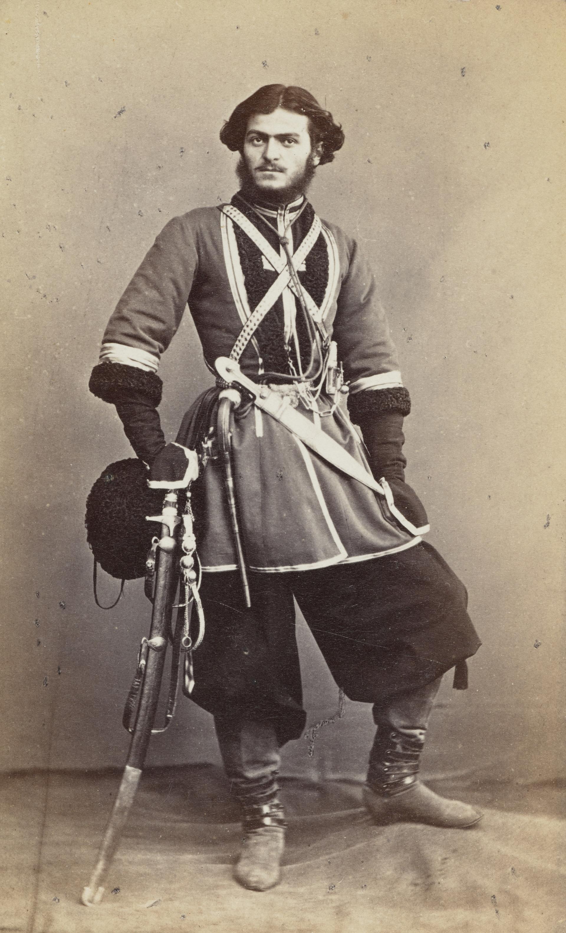 Кавказский казак