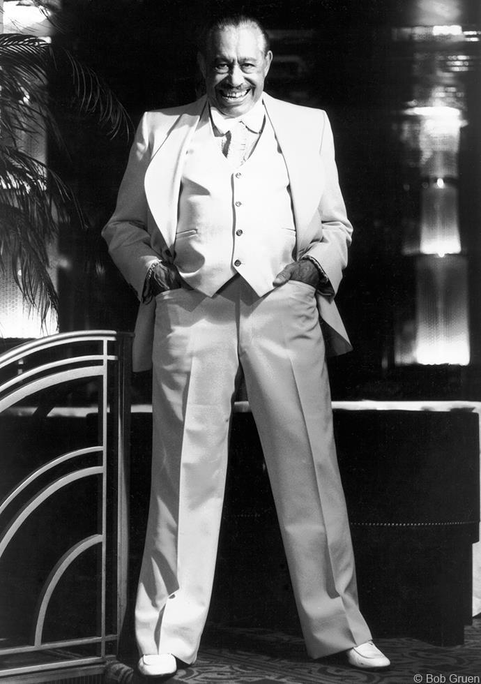 1978. «Кэб» Кэллоуэй