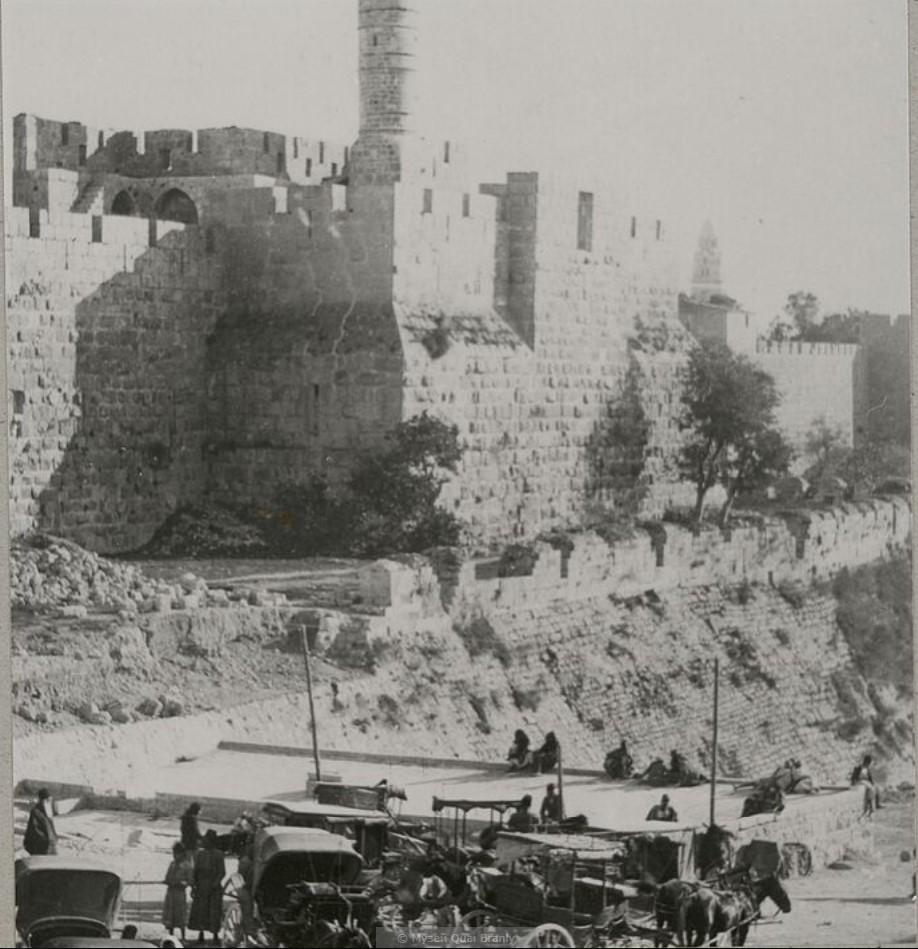 Иерусалим. Башня Давида