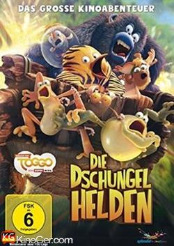 Die Dschungelhelden - Das große Kinoabenteuer (2017)