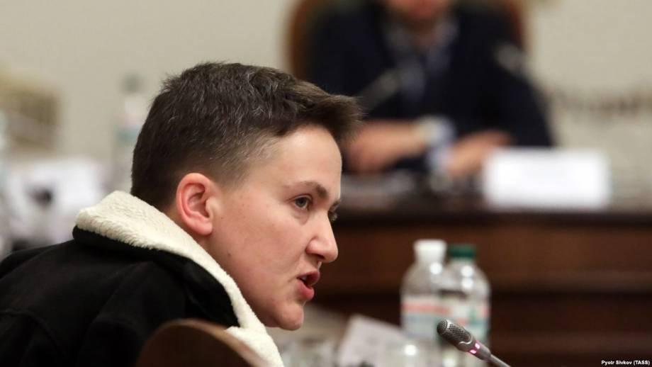 Верховная Рада начала рассматривать представление ГПУ относительно Савченко – трансляция