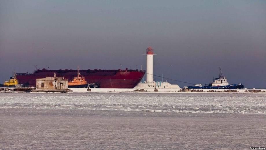 Синоптики ожидают на разрушение льда на украинских водоемах – ГСЧС