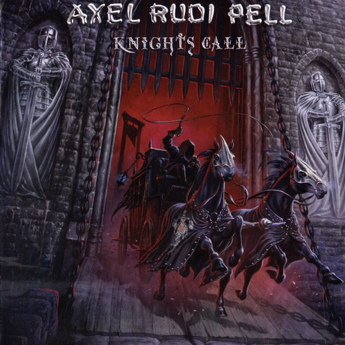 Axel Rudi Pell - 2018 - Knights Call [Steamhammer, SPV 285090 CD, Germany]