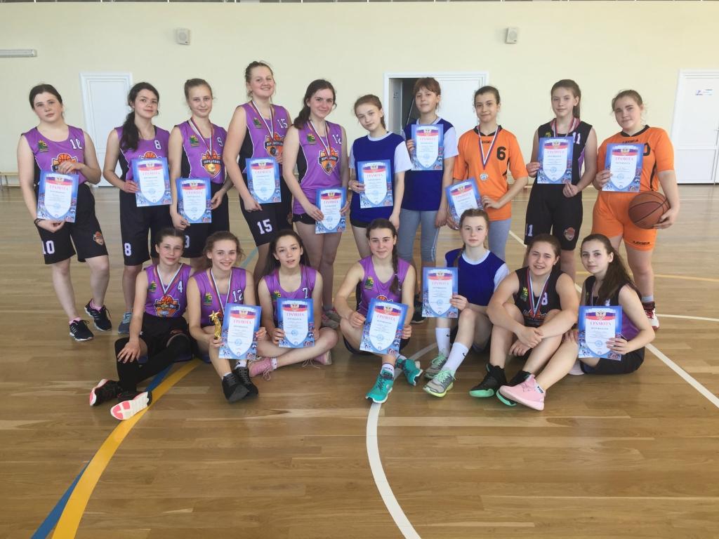 12 апреля 2018 года в г. Кораблино в ГАУ ДО «ДЮСШ «Рекорд» состоялся турнир по стритболу среди девушек посвященного Дню космонавтики, в котором приняли участие 5 команд