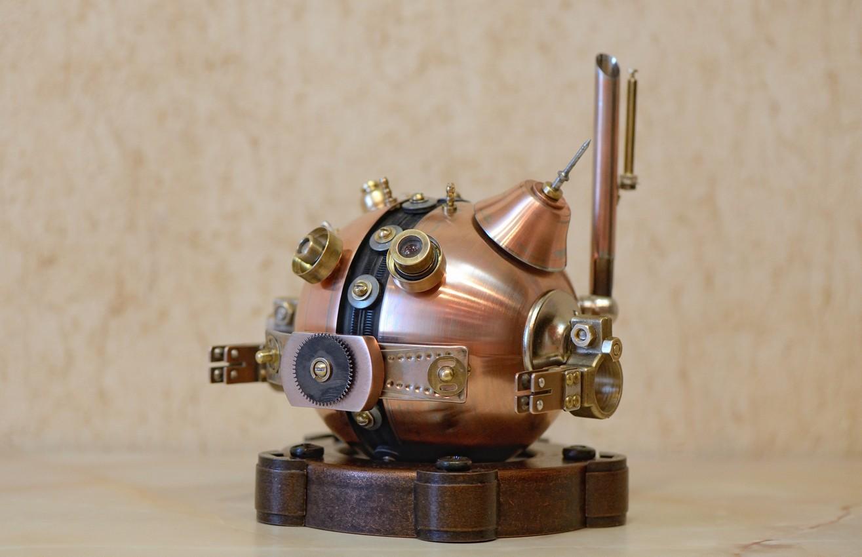 Стимпанк-Колобок (Steampunk Kolobok)