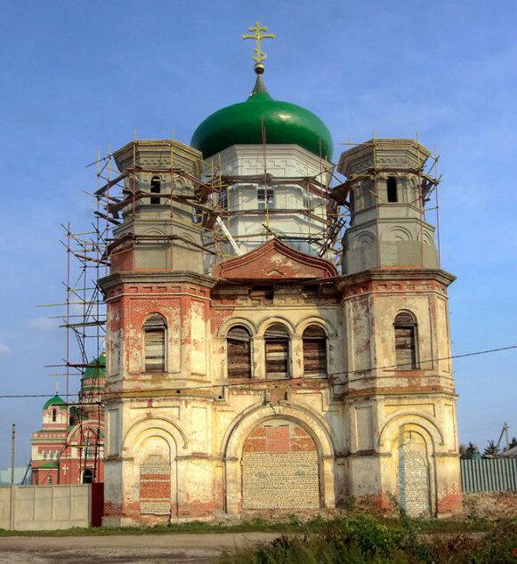 Церковь Илии Пророка 2011 год