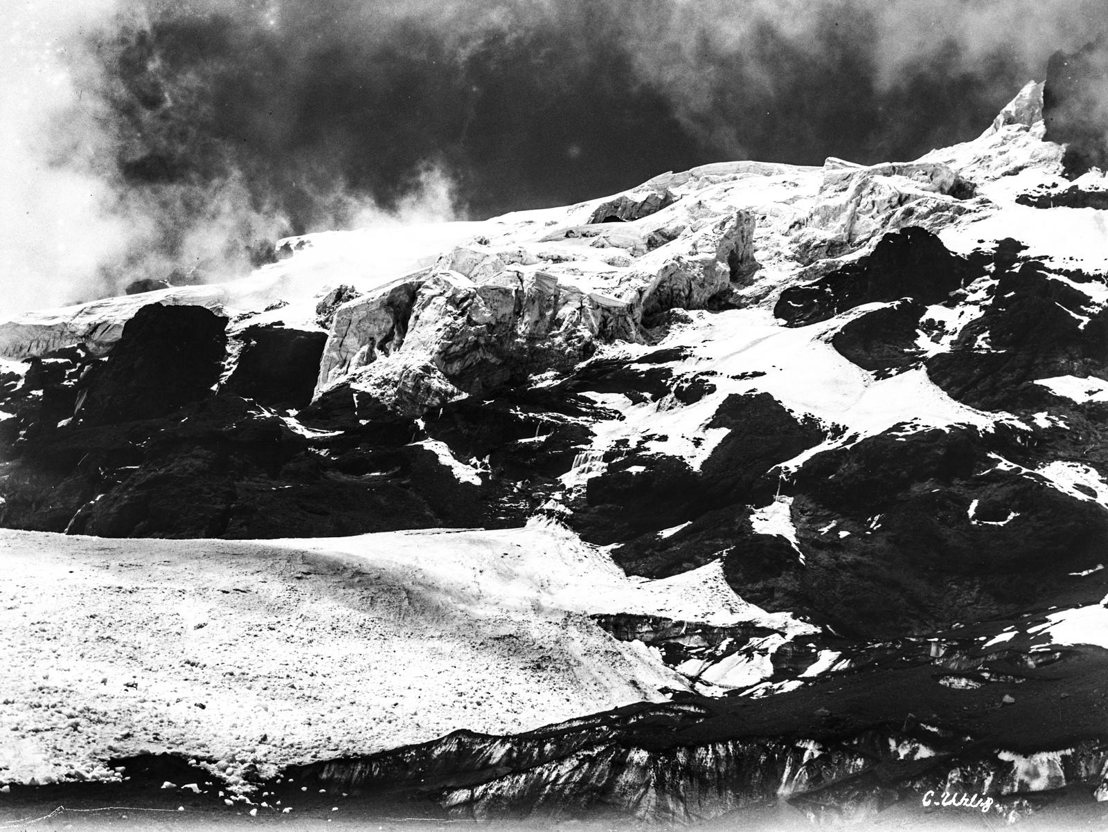 152. Ледник Рихтера на Килиманджаро