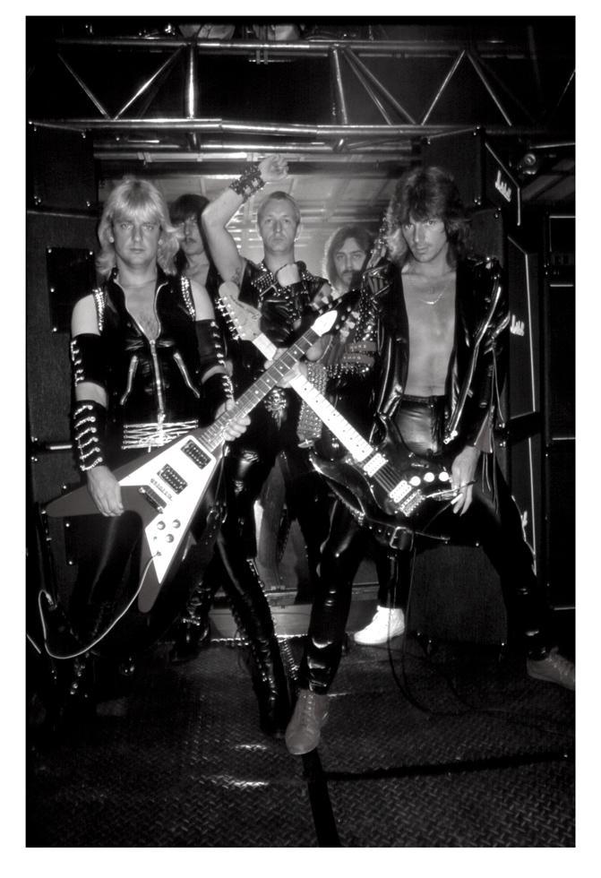 1979. «Judas Priest»