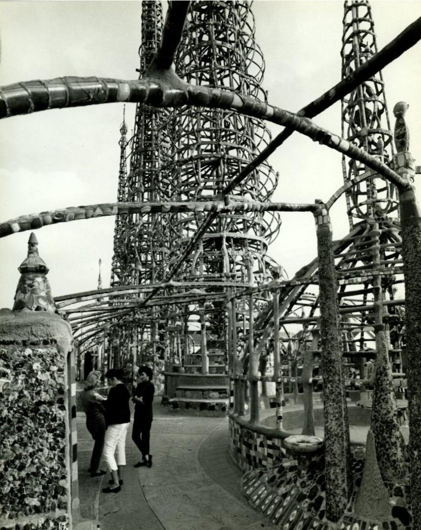 1960. Лос-Анджелес