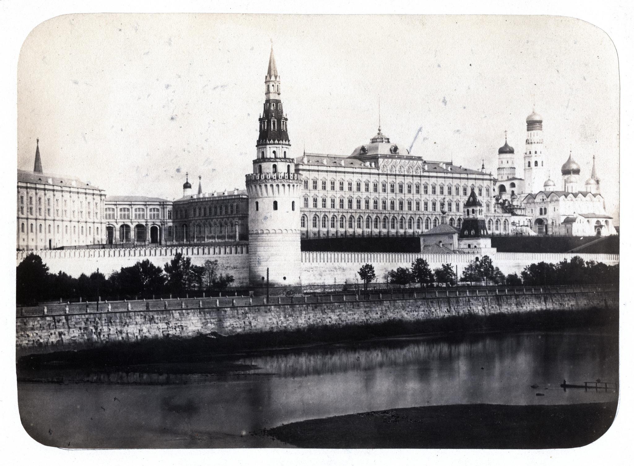 Кремль.1863