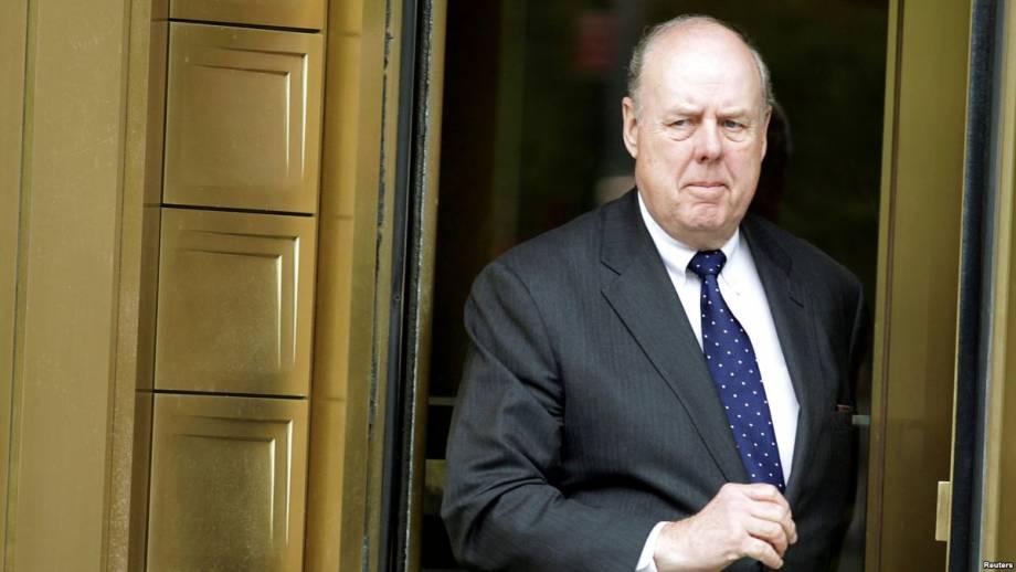 Ушел в отставку юрист Трампа, который занимался расследованием связей с Россией
