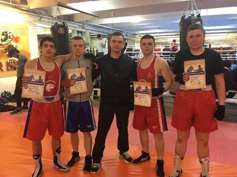 Спортсмены Кораблинского ДДТ стали победителями и призерами Межрегионального турнира в городе Москва
