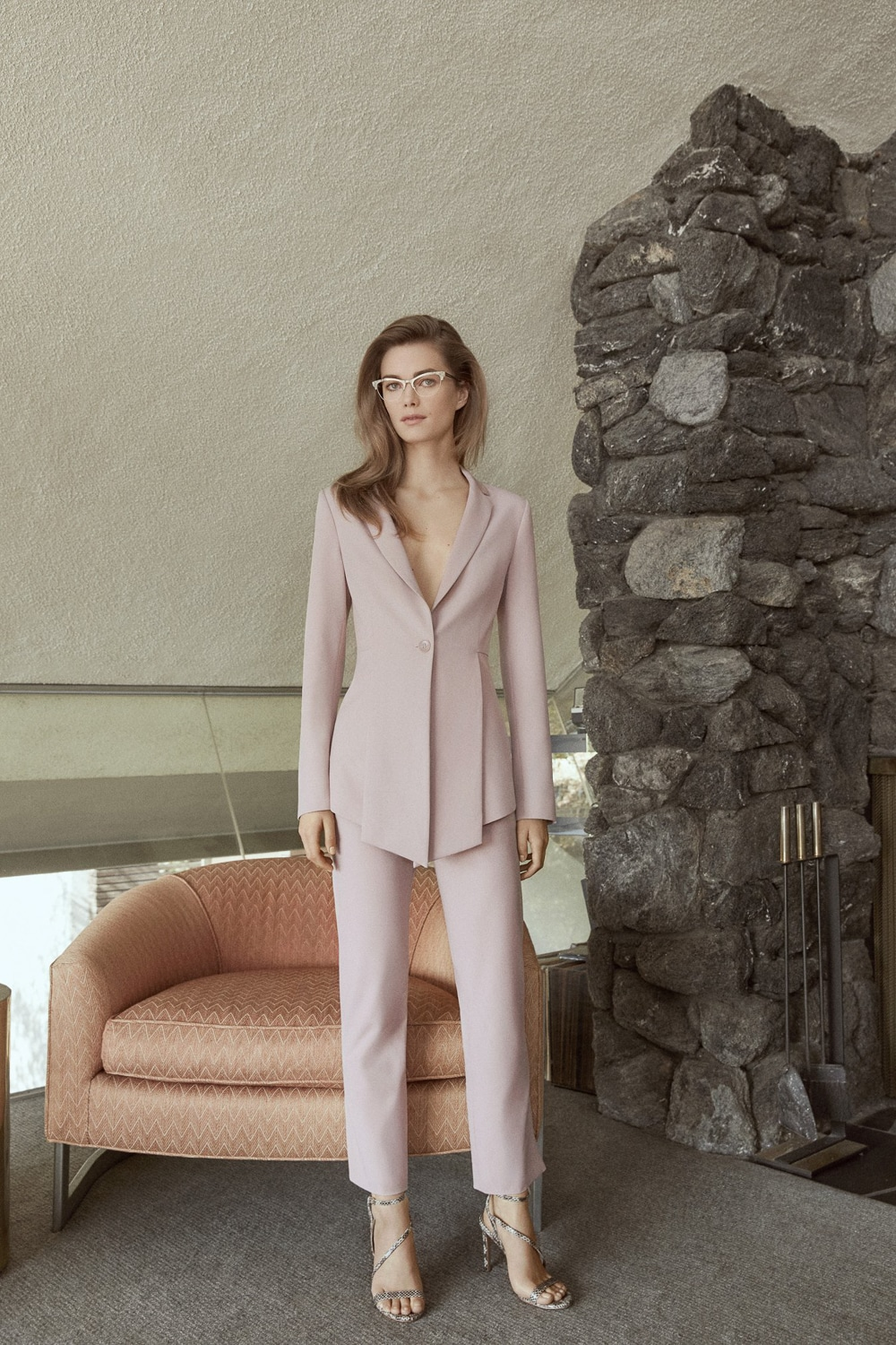 Mathilde Brandi by Olivia Malone for BCBG Max Azria Spring Summer 2018
