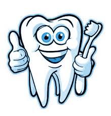 День зубного врача. Зубик с щеткой