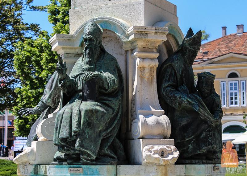 В Секешфехерваре были коронованы 38 венгерских правителей
