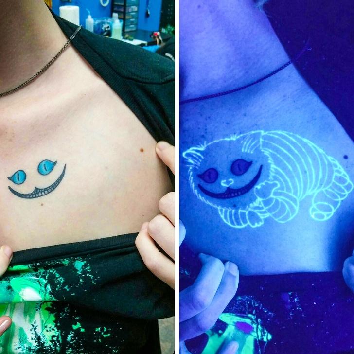 16небанальных татуировок, которые изменят ваше мнение обэтом виде искусства (16 фото)