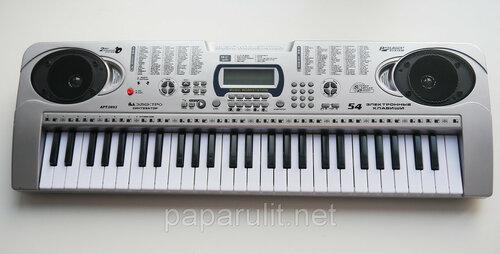 детский синтезатор Play Smart 0893