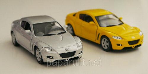 Kinsmart Mazda