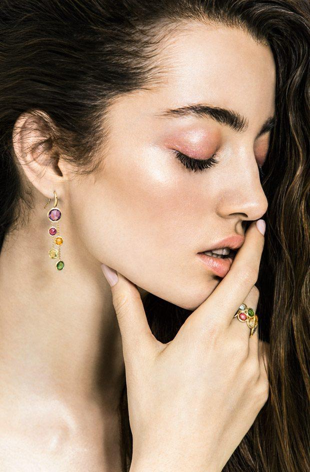 beauty photography DIY magazine
