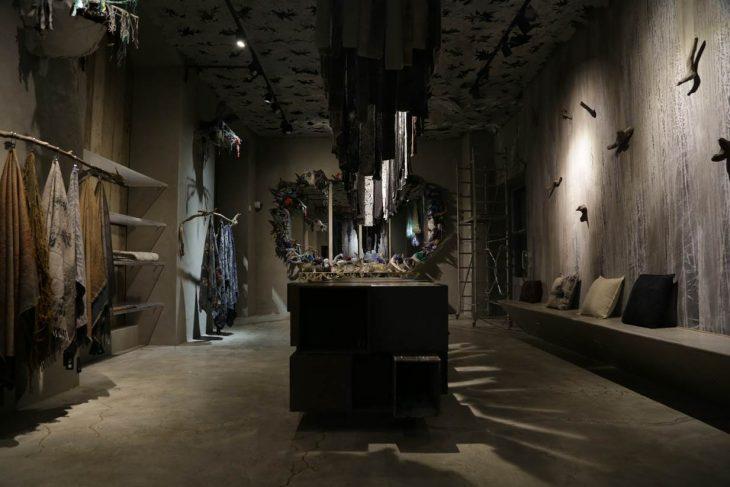boutique fashion retail interior design