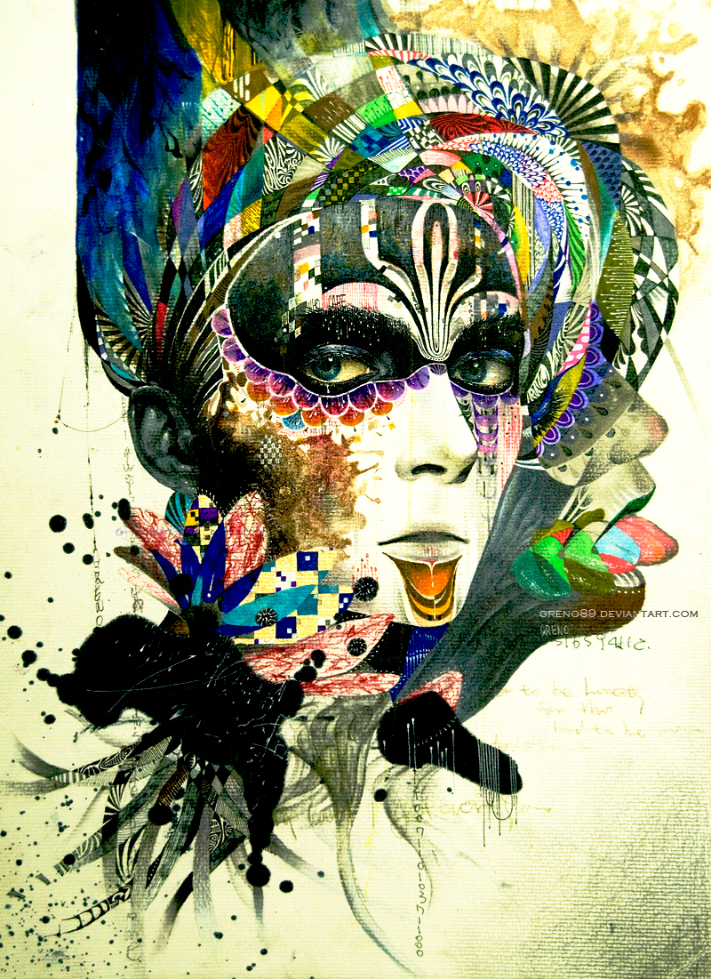 Illustrator – Minjae Lee – Greno (6 pics)