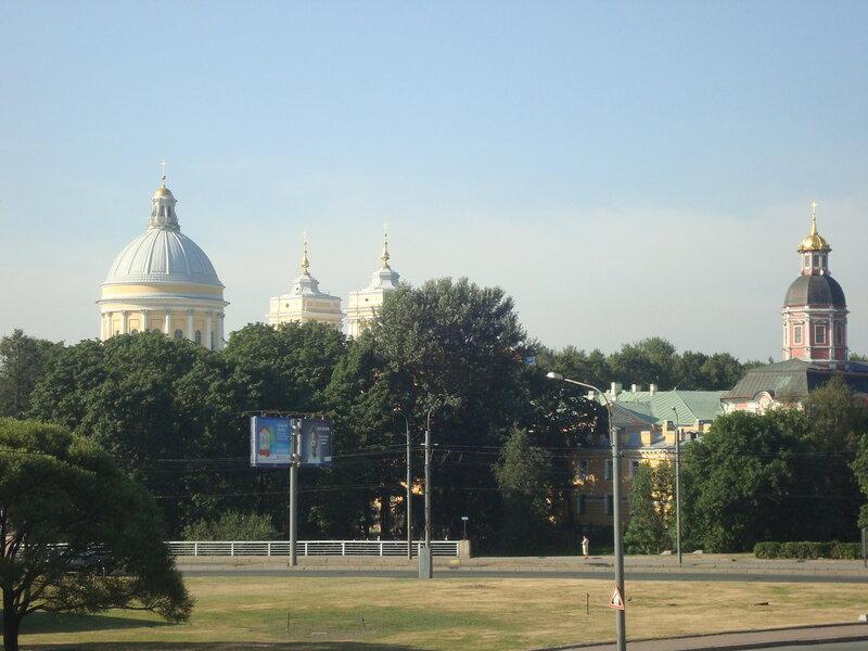 Санкт-Петербург. Александро-Невская лавра (2)