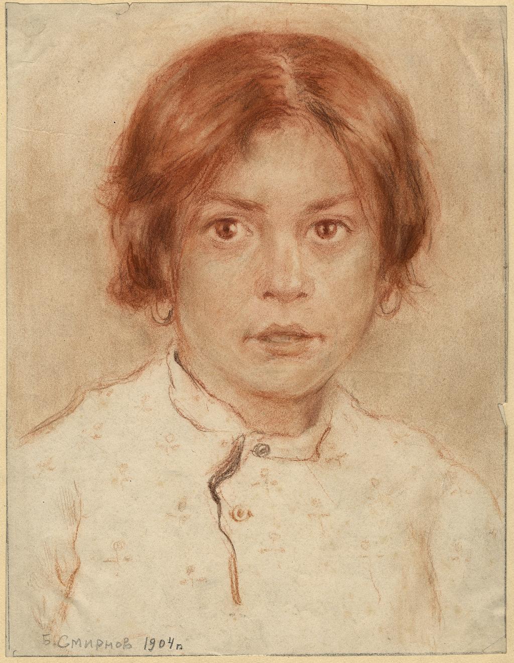 Ученица иркутского училища