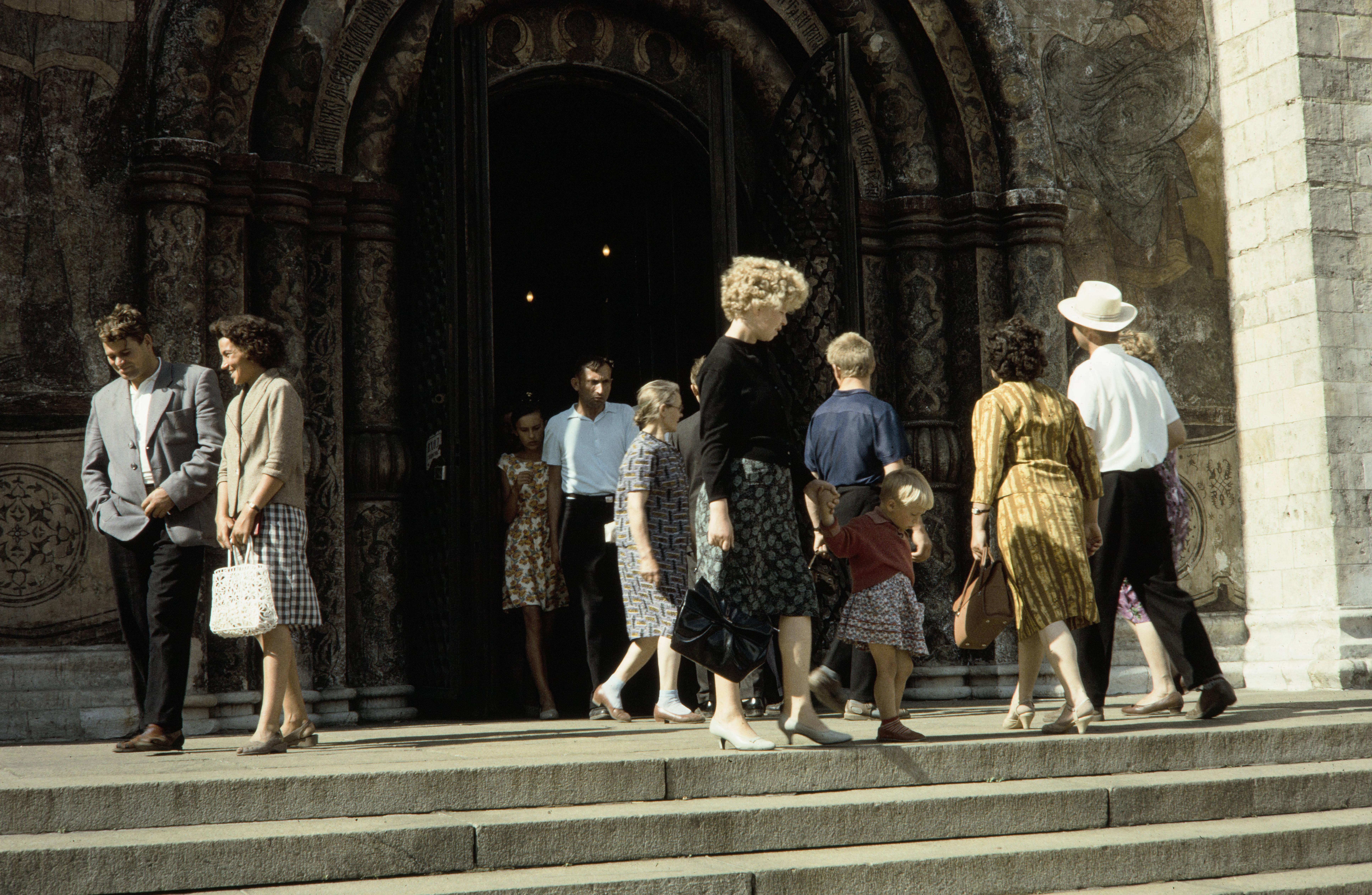 Портал Успенского собора