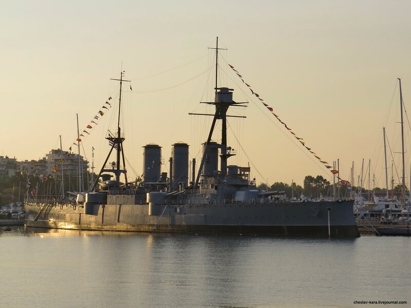 Греция, острова _110 крейсер Георгиос Авероф.JPG