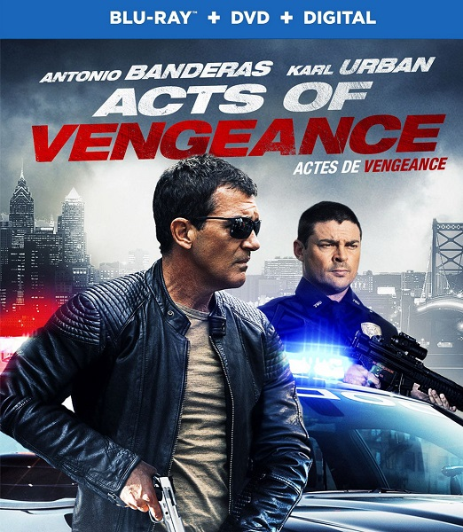 Обет молчания / Acts of Vengeance (2017/BDRip/HDRip)