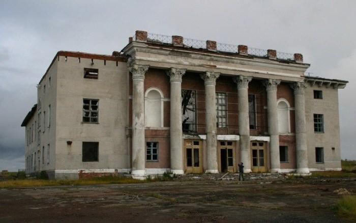 Загадочные города-призраки России с печальной историей