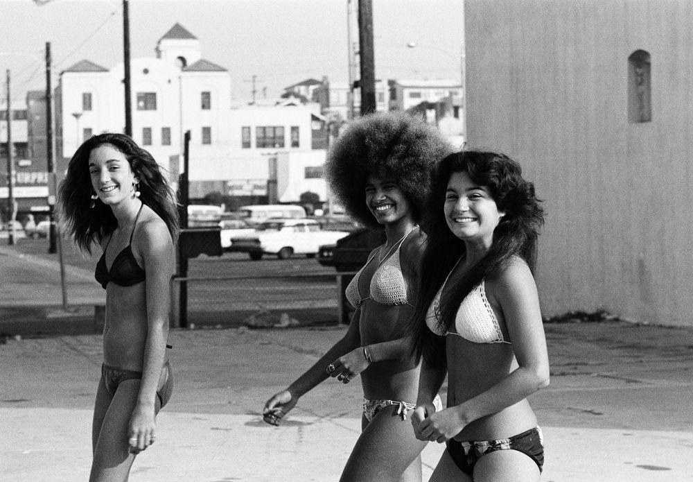 Пляжная жизнь Южной Калифорнии 60-80-х