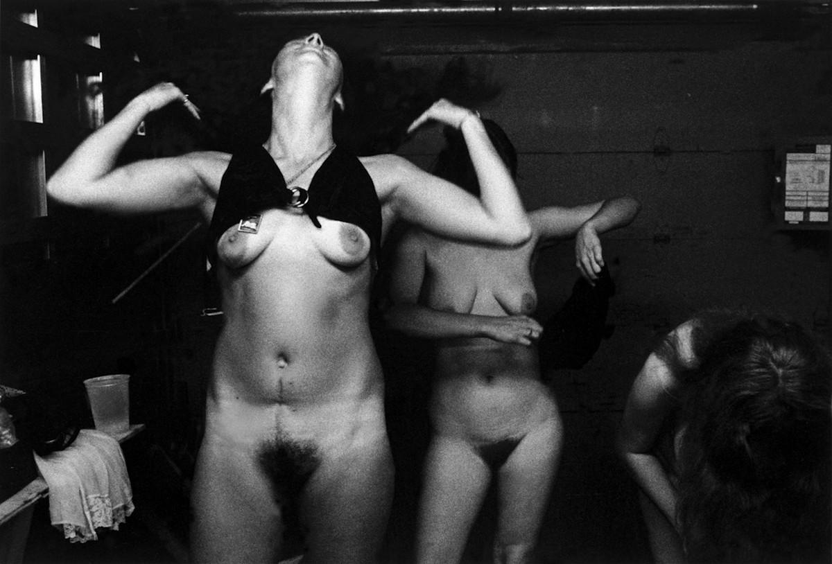 «Карнавальные стриптизёрши» на снимках Сьюзен Мейзелас