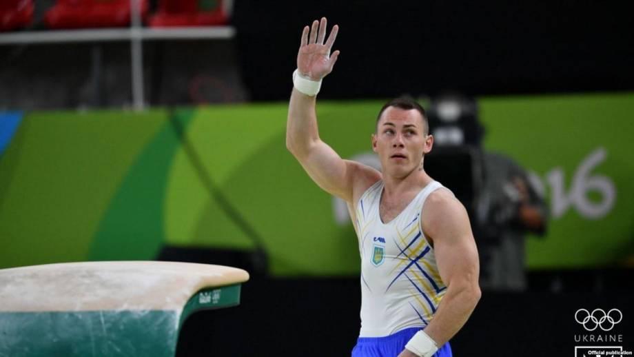 Украинец Радивилов завоевал «золото» на этапе Кубка мира по спортивной гимнастике