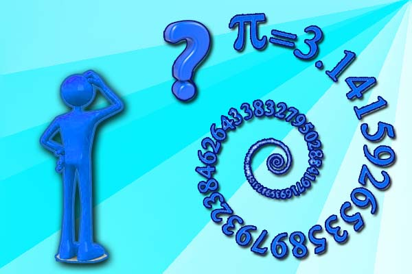 Открытки Международный день числа «Пи». Поздравляем математиков