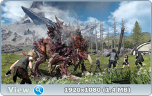 Final Fantasy XV Windows Edition [Build 1130815] (2018) PC | Repack от xatab