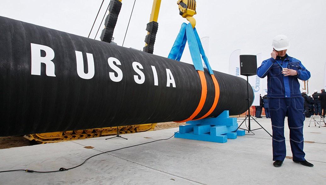 «Газпром» попросит компенсацию убытков «Северного потока-2» из-за энергозаконовЕС